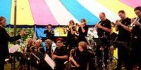 Big Band Wunstorf beim Sigwardsfestival 2013